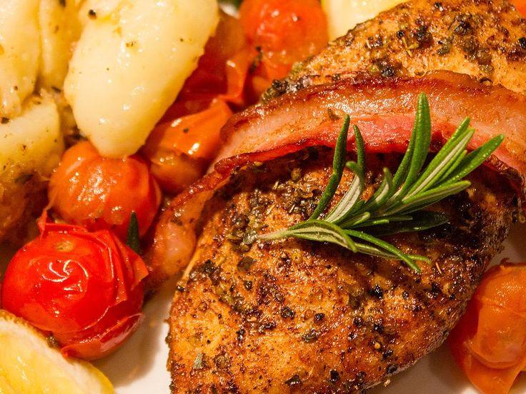 Herbed+Chicken+&+Rosemary+Potatoes