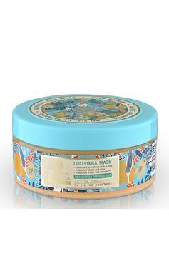 Mascarilla para cabello severamente dañado Oblepikha 300ml - Pasthel todo para tu piel, cosmética natural. Tienda online ecológica