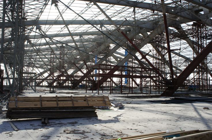 Qingdao North Station construction - AREP / MaP3