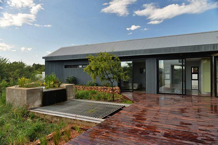 Lotheringen House / eftychis – nowoczesna STODOŁA | wnętrza & DESIGN | projekty DOMÓW | dom STODOŁA