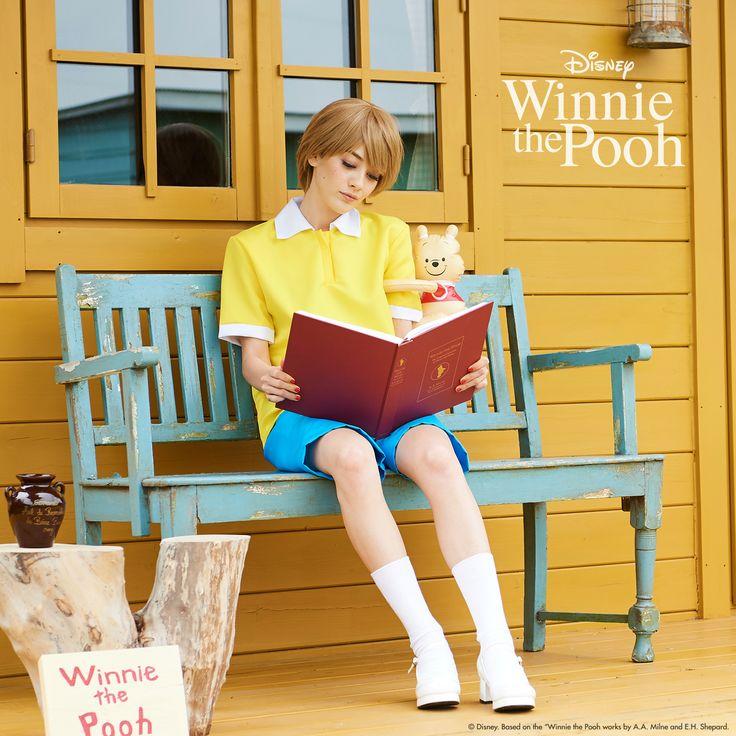 Winnie the Pooh クリストファー・ロビン プーさん くまのプーさん