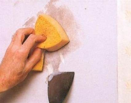 How to remove wallpaper adhesive removable wall 49 best ...