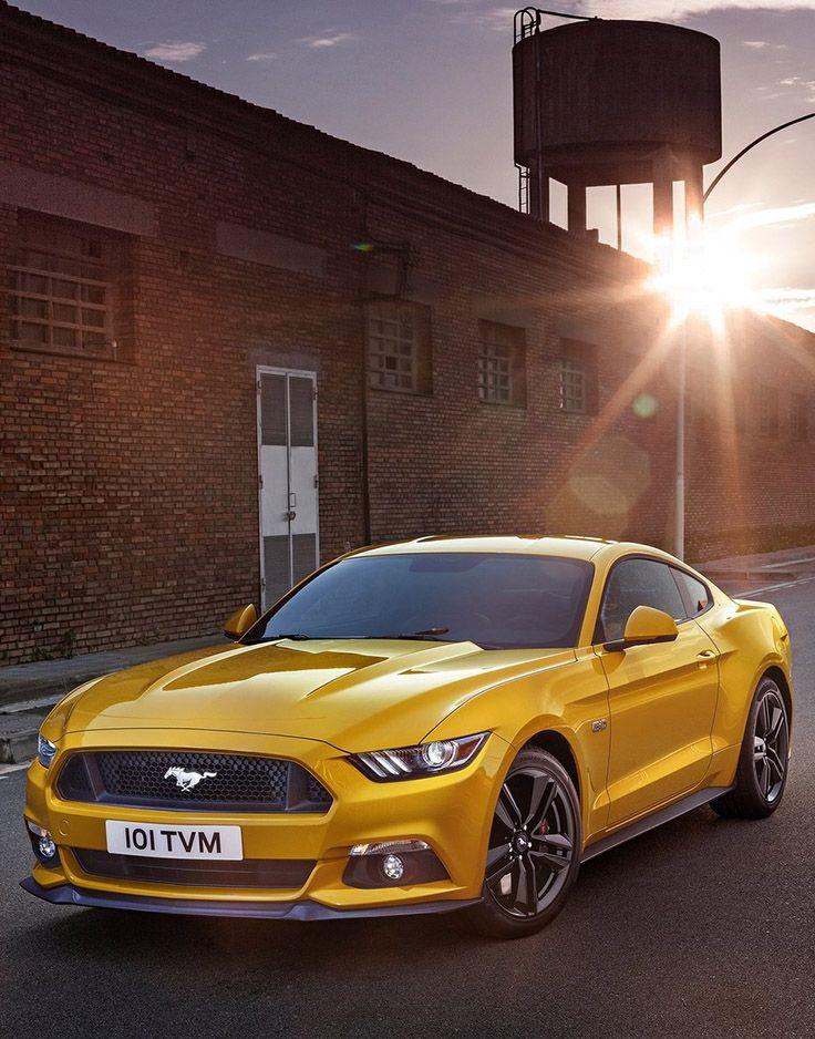Ford Mustang GT 2015: fotos, precio y características. #musclecars #mustang #cars