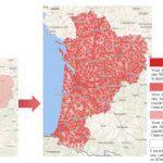 Orange SFR Bouygues Telecom et Free Mobile : de nouvelles cartes dévoilent la couverture précise