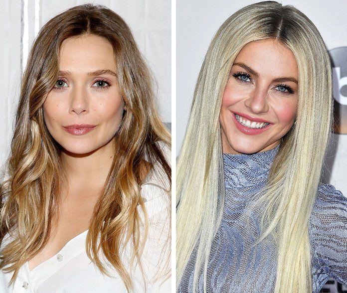 Color de cabello para piel blanca amarillenta