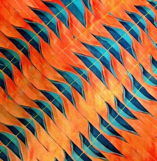 Crafting a Life: Inspiration: Fabric Manipulation by Ruth Singer
