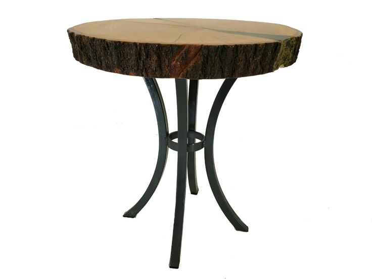 Rustic Solid Oak End Table The Unmatched Beauty Of This Will Bring Wonder Nature To Your Home