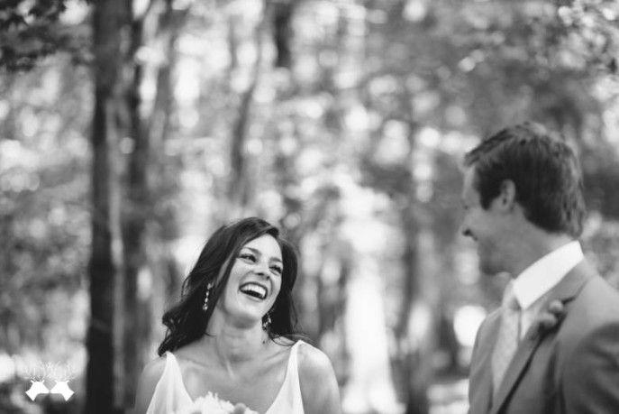 25 fotos emocionantes de noivos e noivas se vendo pela primeira vez