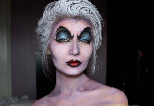 little mermaid makeup | Tumblr