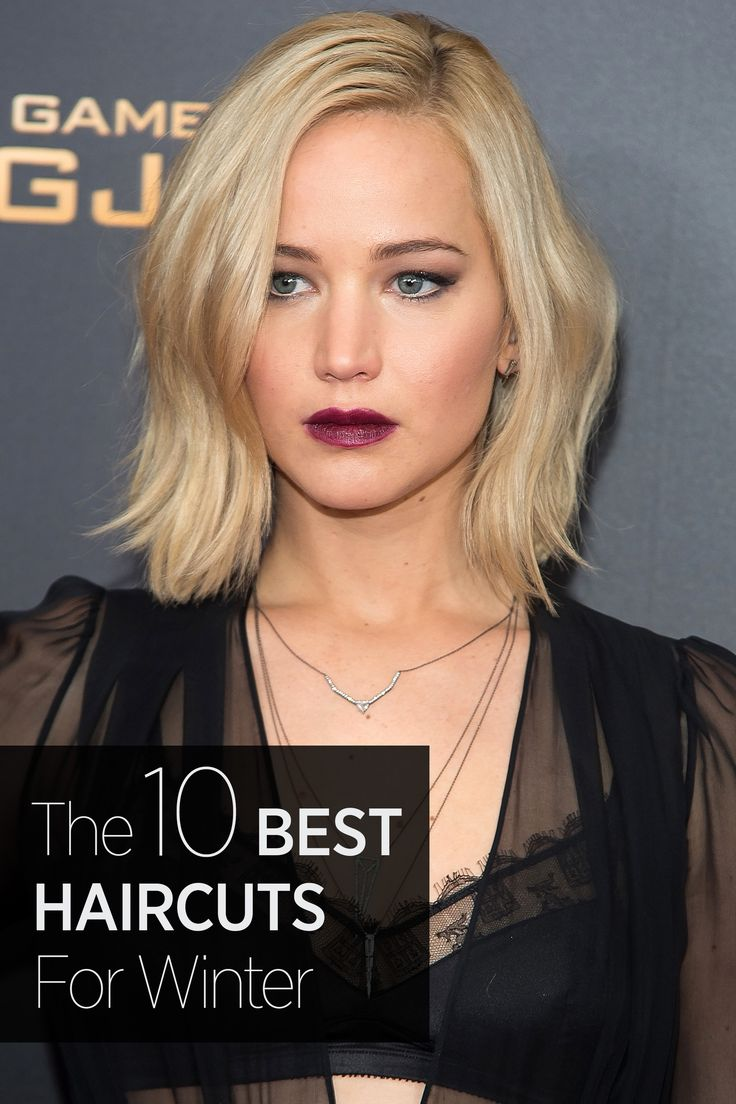 From layers to lobs, the 10 best haircut ideas for winter. Take these photos with you for inspiration to your next hair appointment: