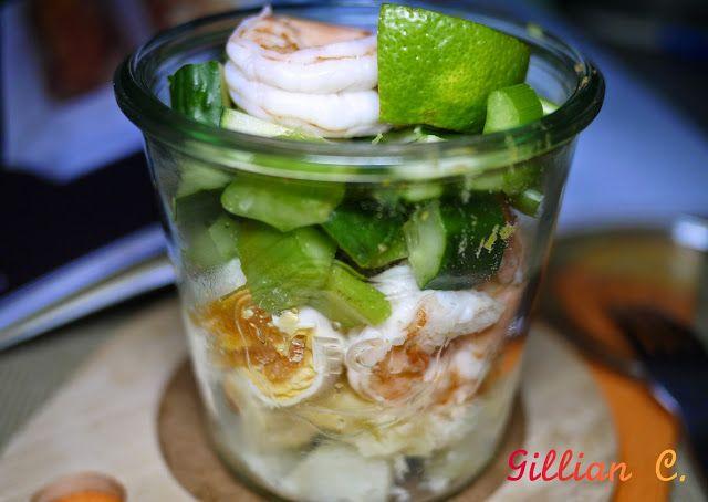 菲比妞妞看世界: 《行動沙拉吧!玻璃罐食譜》P.39 泰式風味馬鈴薯沙拉