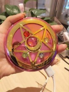 Sailor Moon USB External Power Bank Backup Battery Charger Star Locket Gift New http://amzn.to/2stobxk