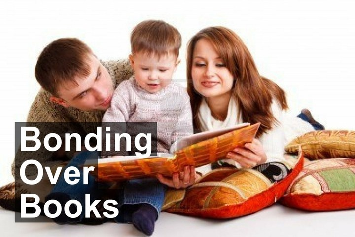 """Check out this great Brite: """"Bonding Over Books"""""""