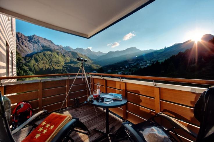 Tschuggen Grand Hotel Graubuenden, Switzerland
