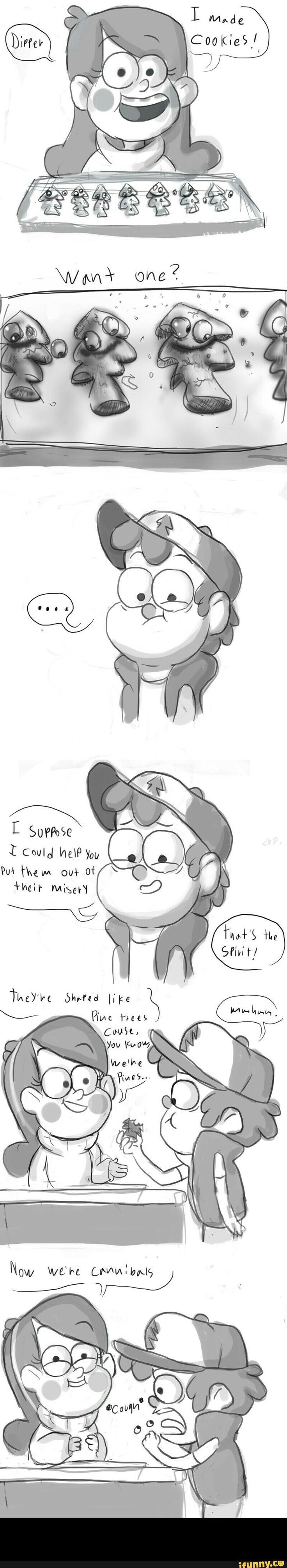 It Does Make Sense, Good Logic Mabel  Gravity Falls