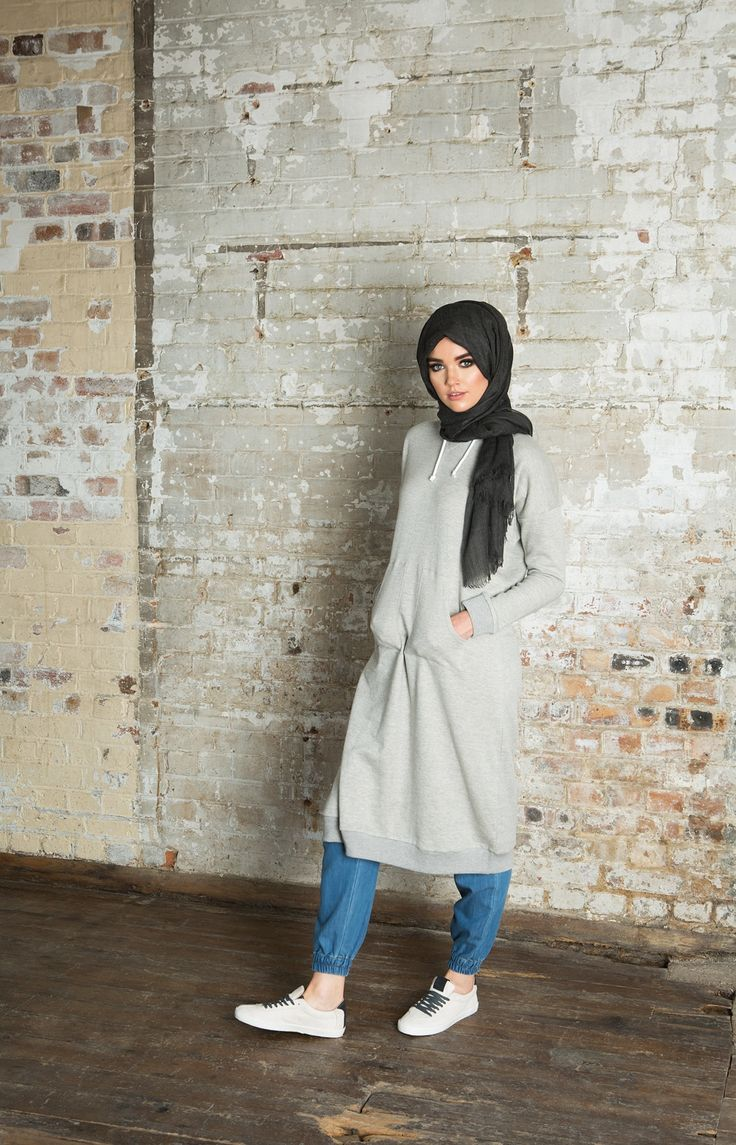 Little Grey Hoody | Aab