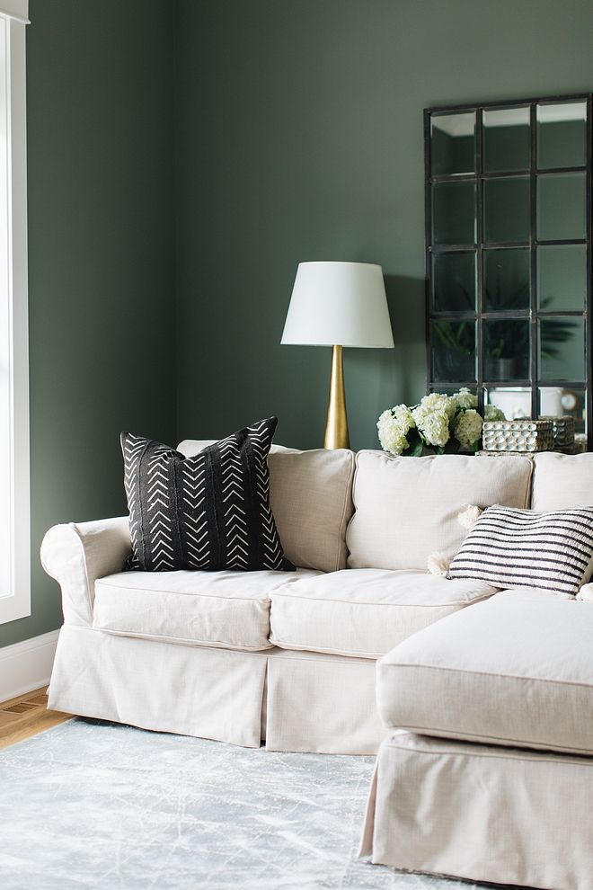 Intertwining a beautiful, light shade of green with classy white and. Black & White Interior Design Ideas in 2020   White