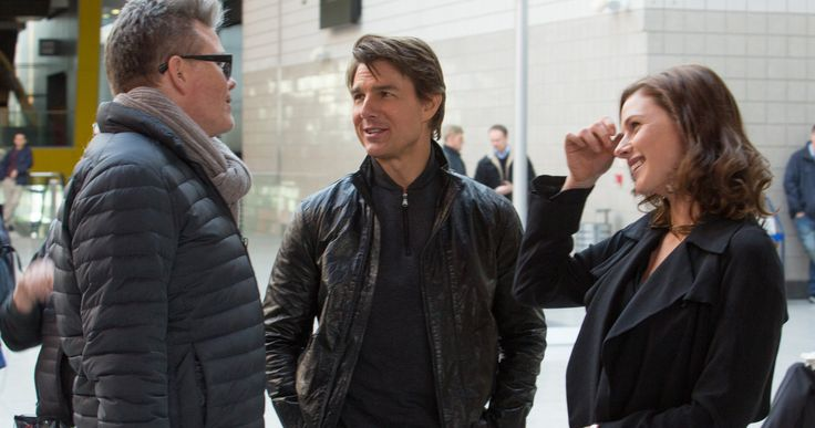 'Mission: Impossible 6' Brings Back 'Rogue Nation' Director -- 'Mission: Impossible Rogue Nation' filmmaker Christopher McQuarrie has confirmed that he will take the helm on 'Mission: Impossible 6'. -- http://movieweb.com/mission-impossible-6-director-writer-christopher-mcquarrie/