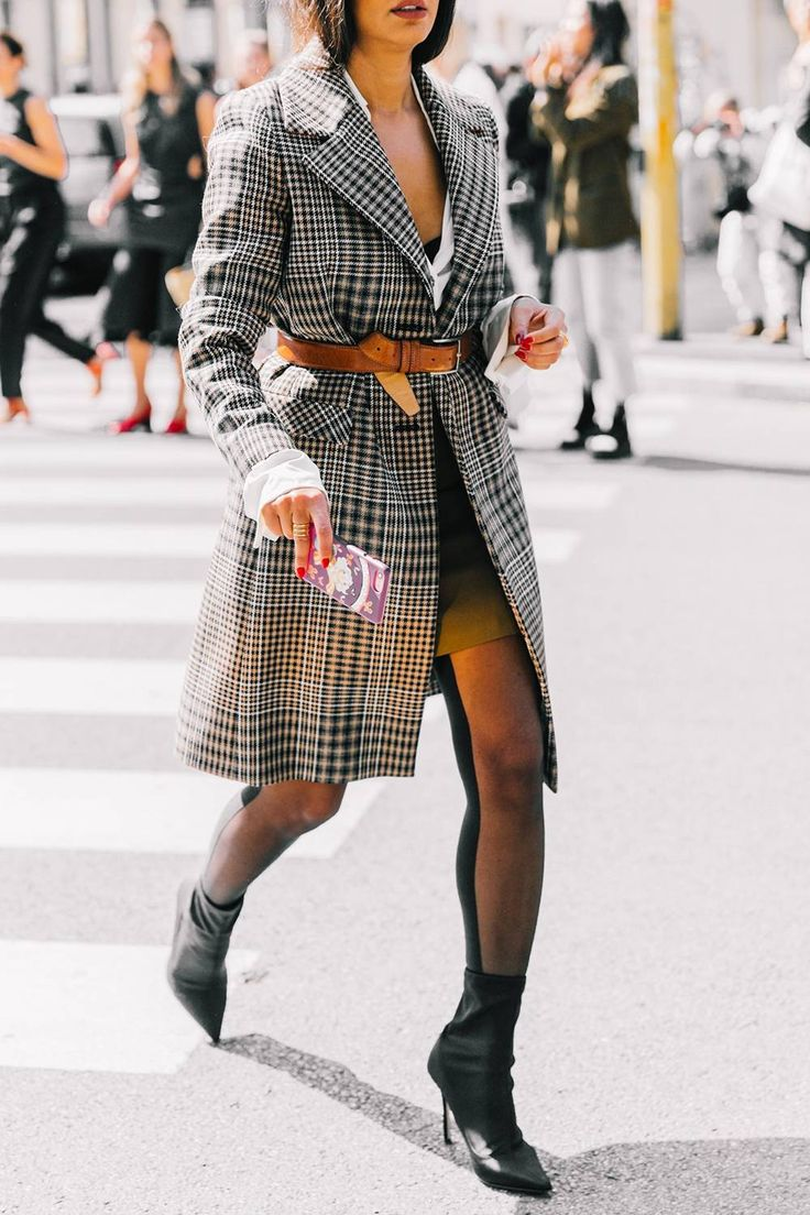 Get inspired by all the cool ways fashion girls are wearing booties right now, and shop the stylish pairs from each outfit.