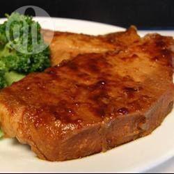 Côtelettes de porc à l'asiatique, à la mijoteuse @ qc.allrecipes.ca