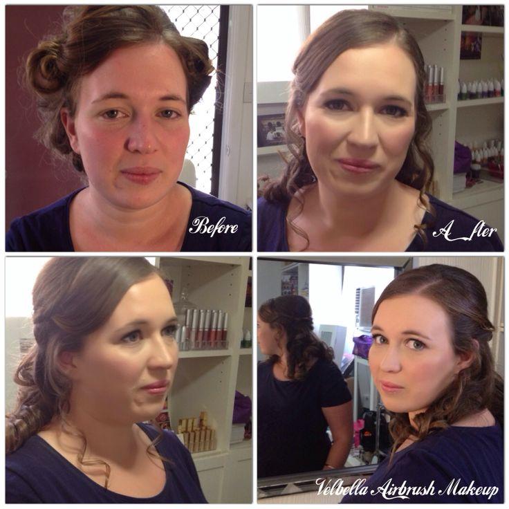 Velbella Airbrush Makeup and Hairstyling #velbella