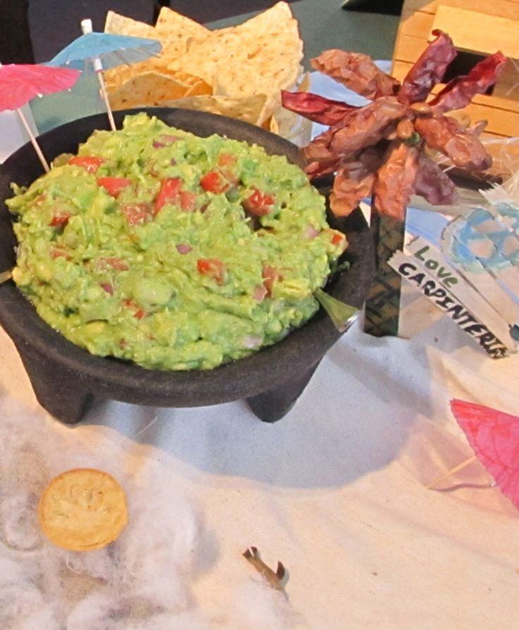 Cherisse's Guacamole; 2011 1st place winning recipe at California Avocado Festival