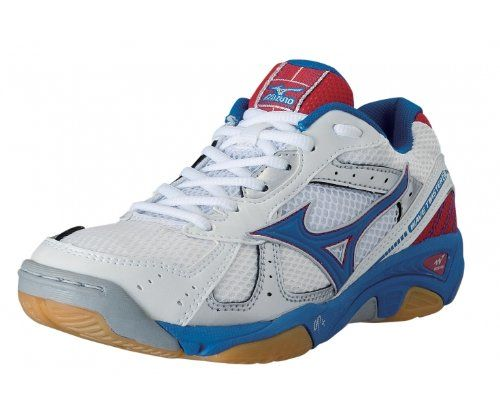 Red White And Blue Mizuno Shoes