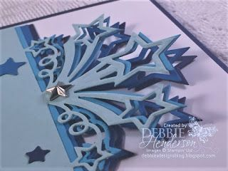 Stampin' Up!- Star Blast Edgelits Dies