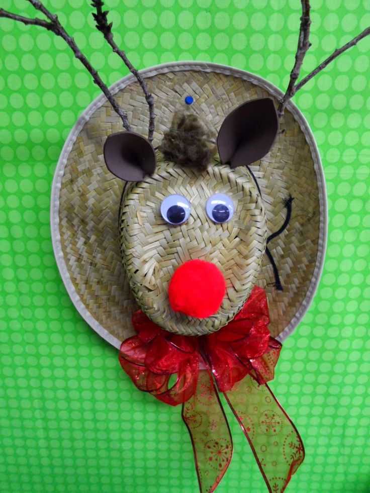 Best 25 Reindeer Hat Ideas On Pinterest Christmas