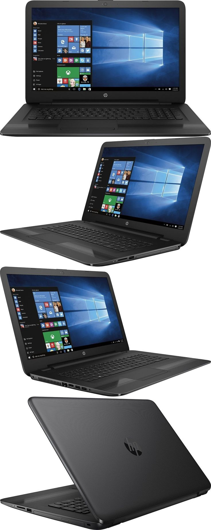 Notebook samsung expert x37 - Computers Tablets Networking Hp 17 3 Laptop Intel Core I7 8gb Memory 1tb Hard Drive Win