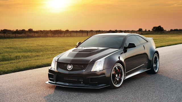 This Honda-shaped Cadillac has more than 1000 HP? Damn, that's a lot of horses to feed!