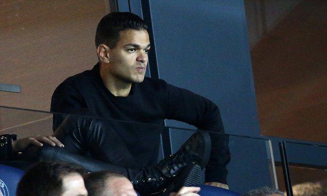 PSG's Hatem Ben Arfa set for return with Leicester