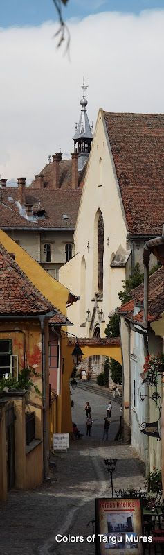 PhotoBlog. Colors of Targu Mures: Travel Romania - Sighisoara
