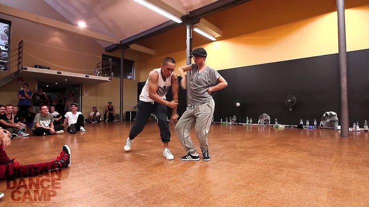 "Keone & Mariel Madrid :: ""Dangerous"" by Michael Jackson (Choreography) :: Urban Dance Camp"