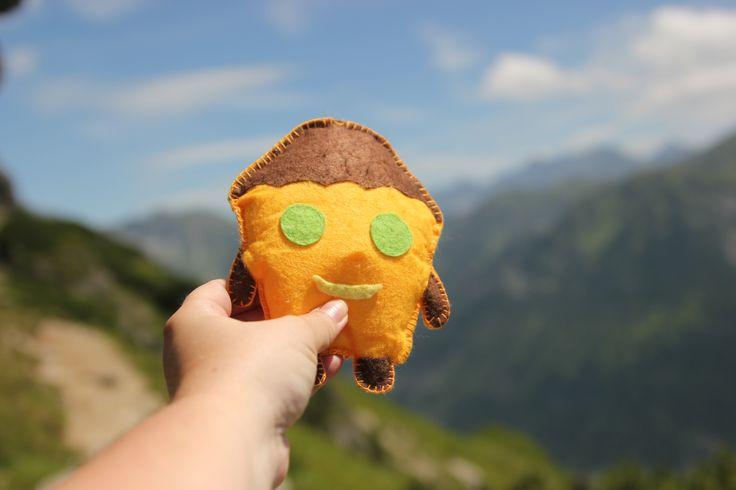 Tosiek w Tatrach