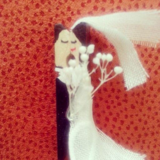 Recuerdo para boda #Cherrymania hecho a mano