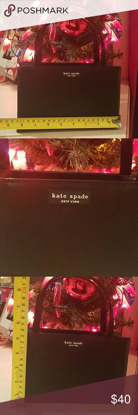 Selling this Mini Nylon Kate Spade Tote on Poshmark! My username is: spoiledbratenvy. #shopmycloset #poshmark #fashion #shopping #style #forsale #kate spade #Handbags