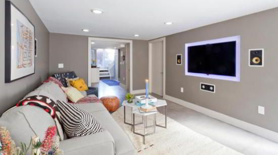 Design a Functional Family Room   7 Simple Ways to <a class=