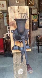 antiQue Bekasi: vintage gilingan kopi era kolonial spong madein en...