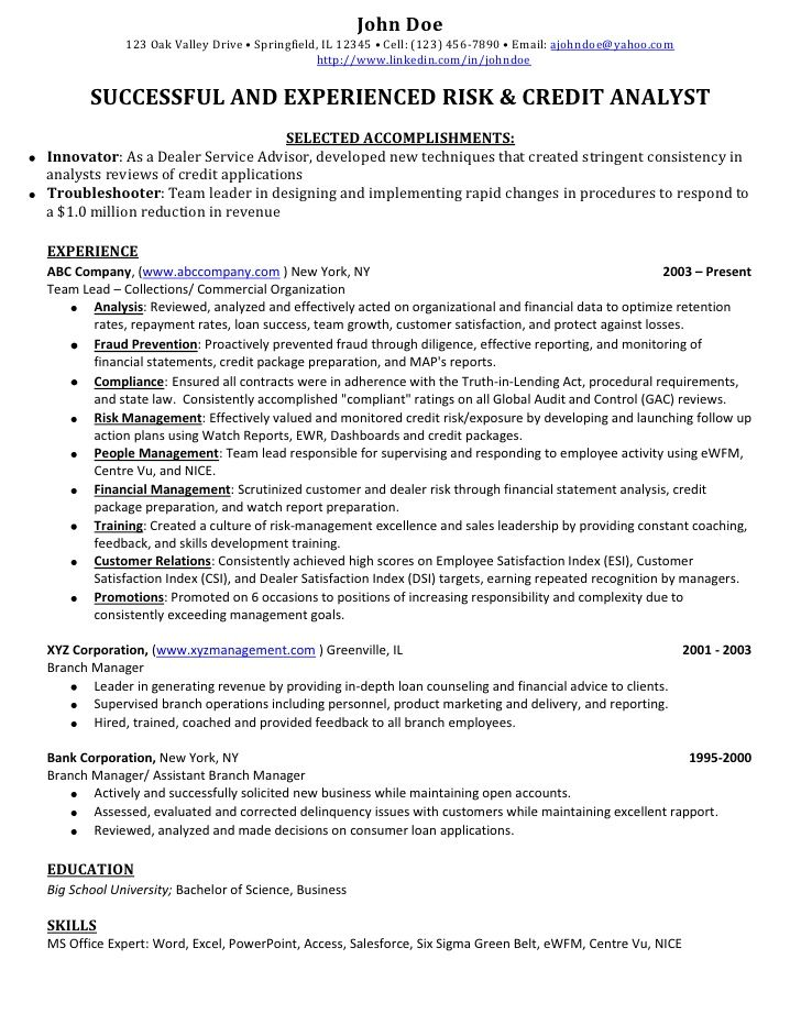 14 best images about sle of professional resumes on