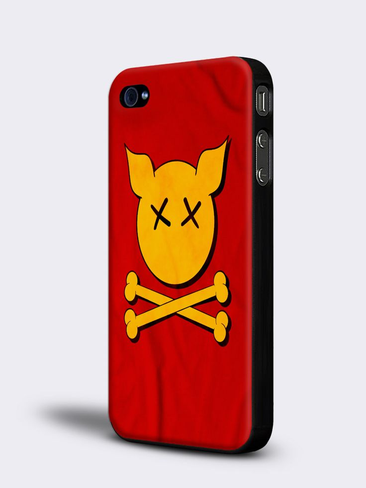 """""""Porc's Not Dead"""" iPhone 4 / 4S Case"""