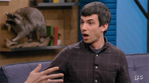 New trending GIF tagged wow shocked ifc comedy bang bang...   New trending GIF tagged wow shocked ifc comedy bang bang cbbtv nathan for you nathan fielder i cant believe it via Giphy http://ift.tt/28VWrJw  via Tumblr http://ift.tt/28SAqGU