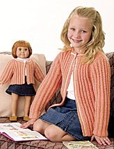 My Dolly & Me Sweaters