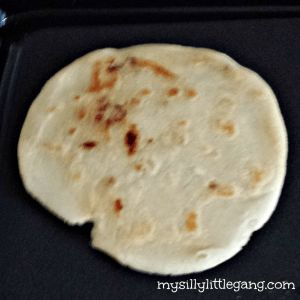 Easy Pupusas Recipe If there's a food that my boys absolutely love it's pupusas! If you're wondering what a pupusa is, well it's a traditional Salva ...