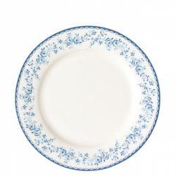 Indigo Audrey - asjett- plate- Greengate
