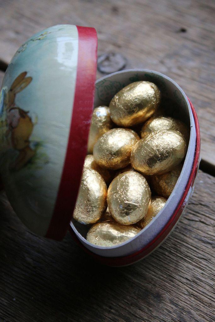 Nostalgic Easter Egg