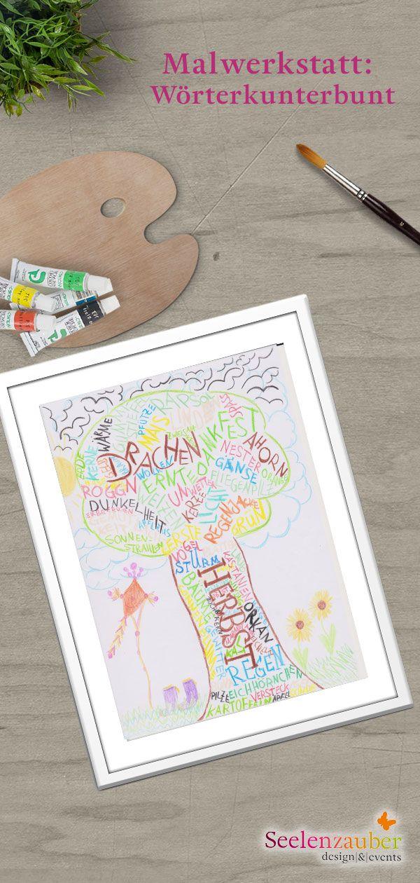 Hast Du Schon Mal Ein Bild Aus Wortern Zu Einem Bestimmten Thema Gemalt In Diesem Kurs Zeige Ich Dir Wie Du Ganz Einfach Mit Bildern Kunstlerisch Bilder Erstellen Bilder