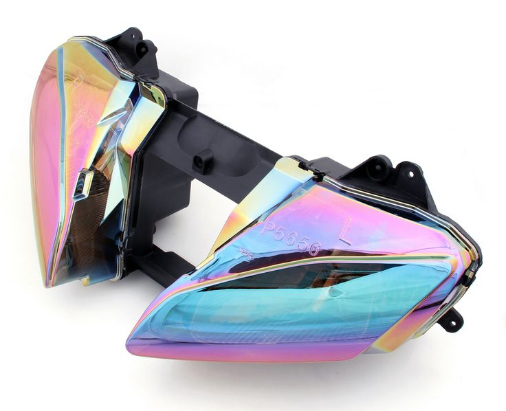 Mad Hornets - Headlight Yamaha YZF R6 600 Iridium Lenses (2006-2007), $159.99 (http://www.madhornets.com/headlight-yamaha-yzf-r6-600-iridium-lenses-2006-2007/)