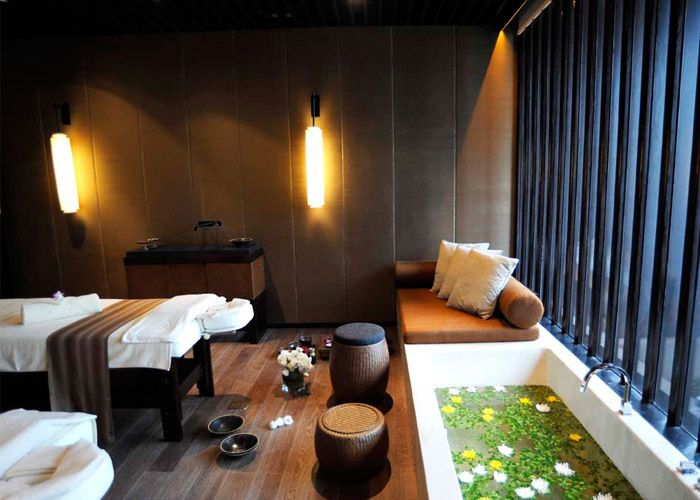 25 best ideas about spa interior on pinterest spa for Best spa interior designs