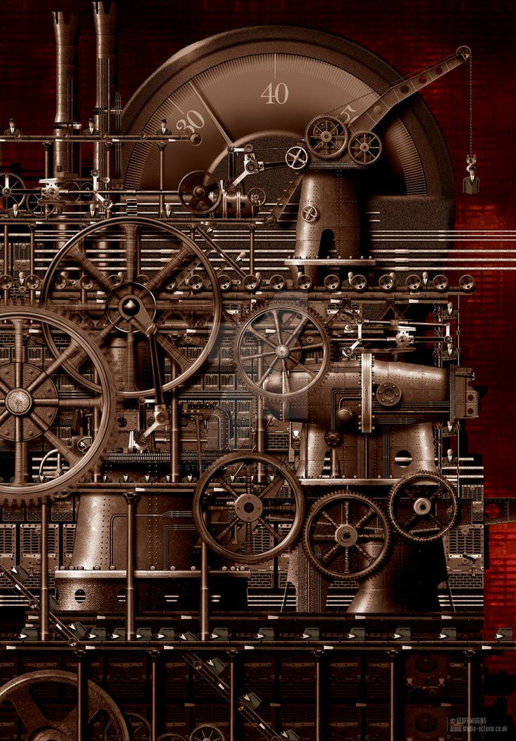 Bb 57 Engine Room: 42 Best Images About Steampunk Around The Web On Pinterest